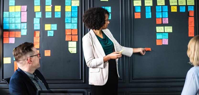 Como ser um líder em seu no local de trabalho