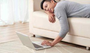 Você gerencia sua rotina de trabalho?